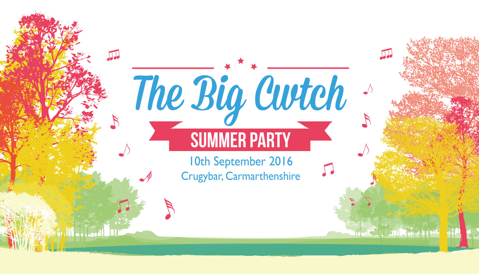 The Big Cwtch Summer Party 2016