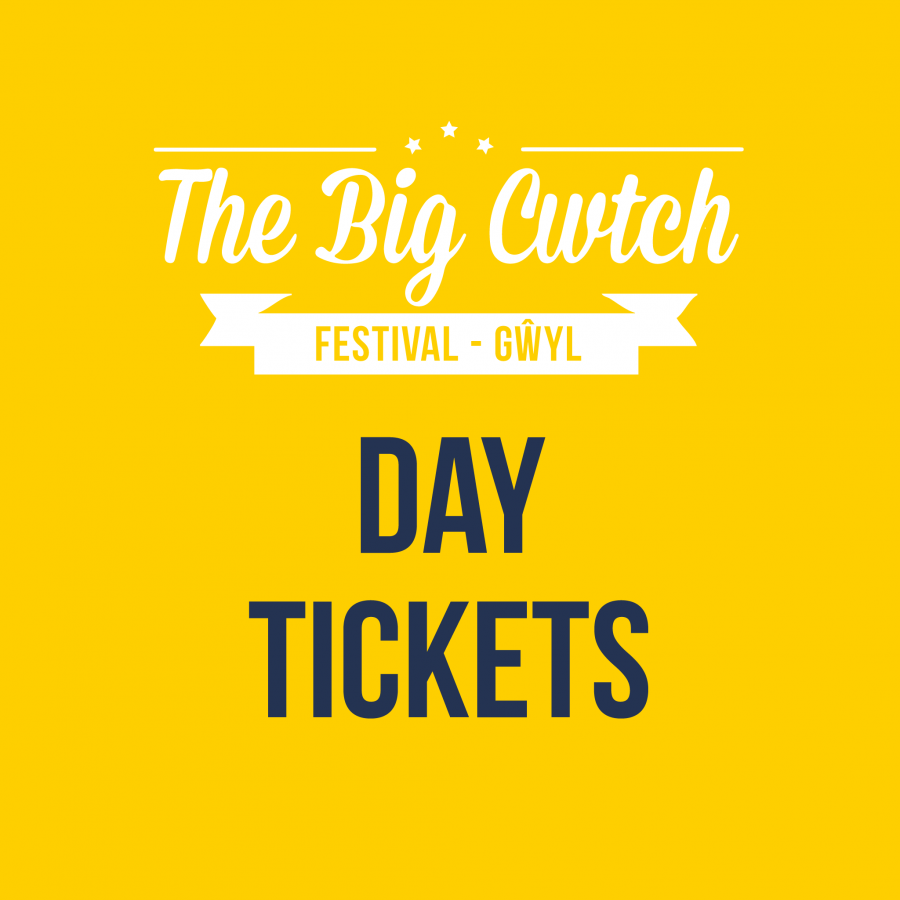 The Big Cwtch Day Tickets