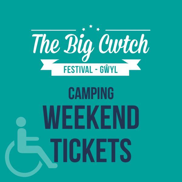 The Big Cwtch weekend camping