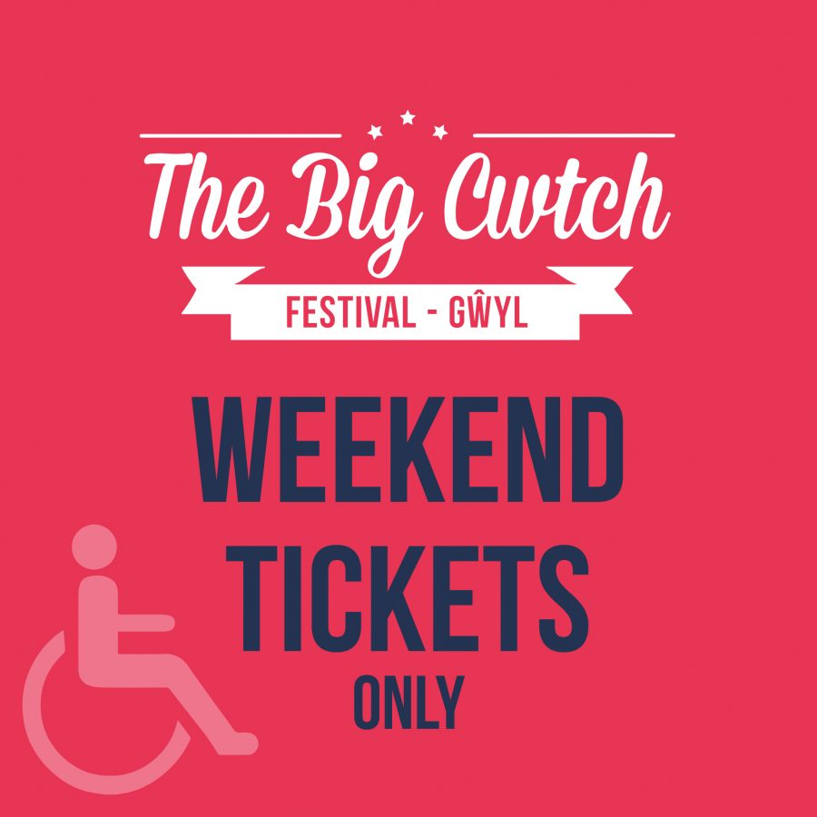 The Big Cwtch weekend only
