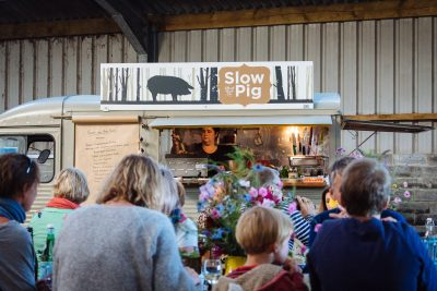 Slow Pig Feasts Photography by Percolated Design